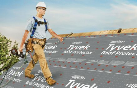 DuPont Tyvek Roof Protector