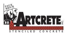 Artcrete, Inc.