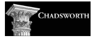 Chadsworth Columns