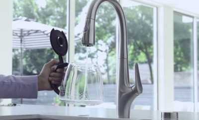 American Standard New Filtered Kitchen Faucet and Hand Shower