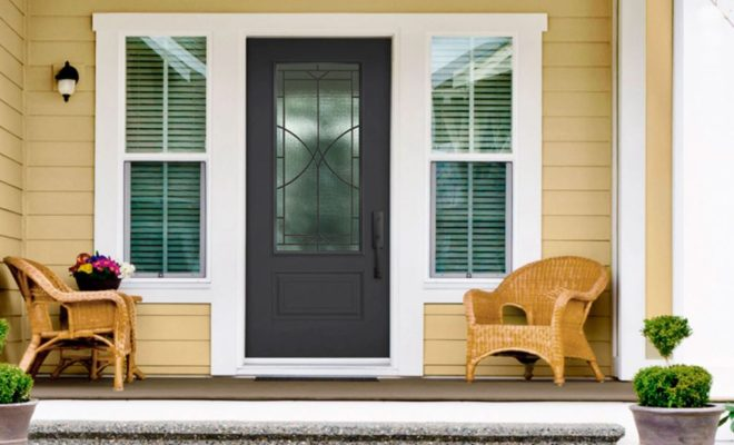 Pella Showcases Revamped Entry Door Collection