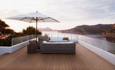 Fiberon latest Promenade premium PVC decking