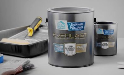 HGTV HOME by Sherwin-Williams Everlast Exterior Paint Primer