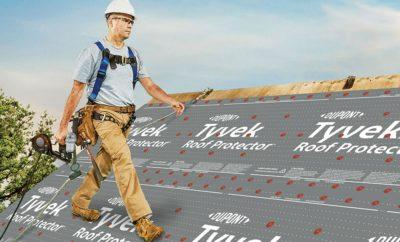 DuPont Tyvek Roof Protector