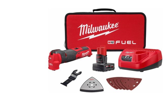 Milwaukee Oscillating Multi-Tool M12 System