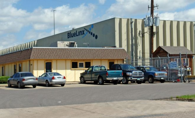 BlueLinx Holdings distribution facility in Denver CO