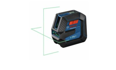 Bosch Power Tools Two New Self Leveling Lasers