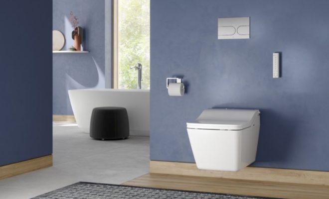 TOTO WASHLET+ bidet toilet seat - WASHLET+ SW