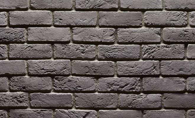 Cultured Stone brick veneer
