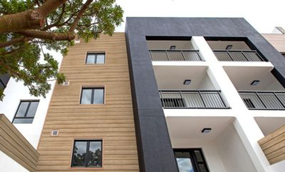 Fortress Building Products PVC Apex cladding boards or composite Infinity boards
