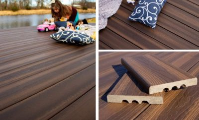Envision decking