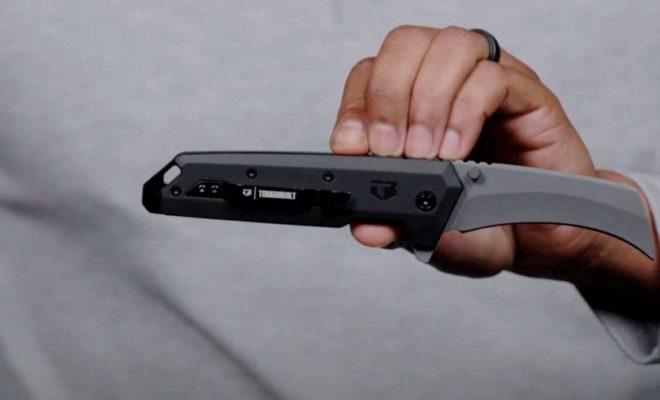 ToughBuilt: Hawkbill Folding Knife