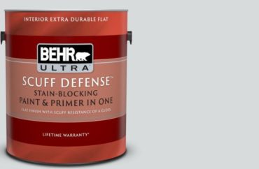 Scuff Defense Interior Extra Durable Flat Paint and Primer