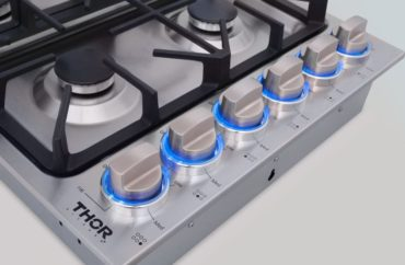 news THOR KITCHEN PROFESSIONAL GAS COOKTOPS