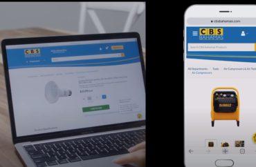 cbs bahamas ecommerce success story