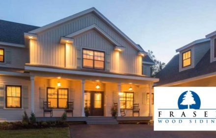 Fraser Wood Siding